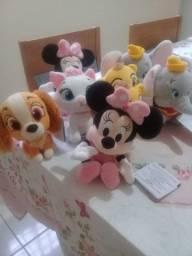 Coleção de Pelúcia original  Disney novos etiquetados  50,00 cada