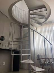 Escada espiral nova. Excelente oportunidade