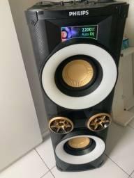 Mini System Nytro - Phillips NX6-  2.200w RMS