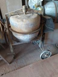 betoneira de BARBADA