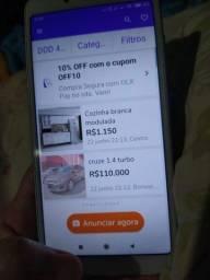 Vendo ou troco celular Xiaomi a6 32 gigas