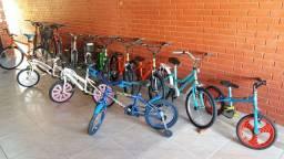 Bicicletas Novas e semi novas