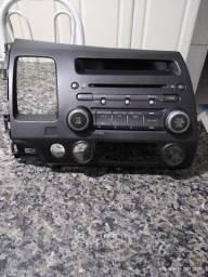 CD player original Civic 2008 com código