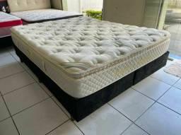 cama box QUEEN HERVAL
