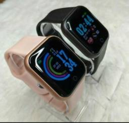 REVENDA Smart watch D20/Y68 relógio inteligente Bluetooth E Tenha 100% de LUCRO