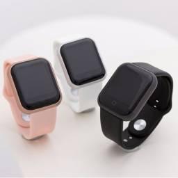 relógio smartwatch d20 pro versão 2021 troca fundo de tela