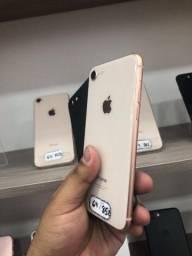 :: iPhone 8 :: ( Gold ) 64gb / .... Semi