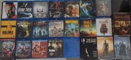 Coleção de filmes Blu Ray originais