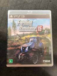 Jogo ps3 farming simulator