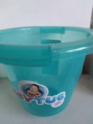 Banheira  balde Baby Tub