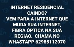 Internet Fibra Ótica
