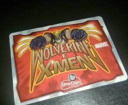 Cards Wolverine e Os X Men - Faço Envios.
