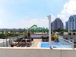 Cobertura à venda com 3 dormitórios em Barra da tijuca, Rio de janeiro cod:A619165