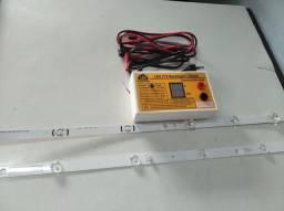 Testador de barras de led tv e monitor