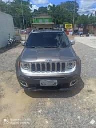 Jeep renegede 17/17 automático sem detalhes