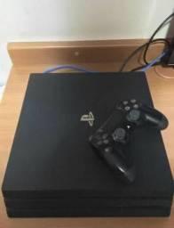 *( Vende-se )* Playstation 4 pró 4K