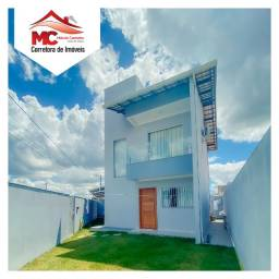 A MC Corretora de Imóveis vende casa de 2 quartos no Vila Santi