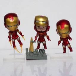 Nendoroid Homem De Ferro Iron Man Boneco Articulado Marvel