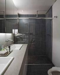 Box Banheiro Vidro Temperado 8mm / Padrão Blindex