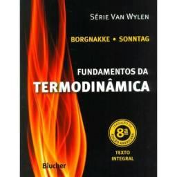 Fundamentos Da Termodinâmica Série De Van Wyle 8ª Edição
