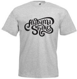 Camiseta Alabama Shakes masc e fem