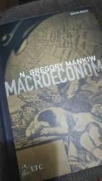 """Livro """"Macroeconomia"""""""