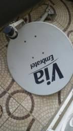 Antena completa