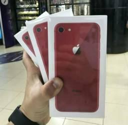 IPhone 8 LACRADOS/ZEROS 64GB 4G Red Um Ano Garantia Apple