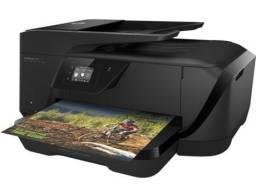 Impressora HP 7510 com defeito