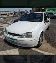 Fiesta 4 portas - 2006