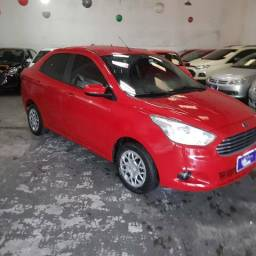Ford Ka sedan 1.5 ano 2016 falar com elson 980601817 Whatsapp - 2016