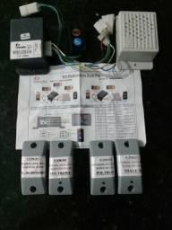 Kit de acessibilidade para onibus com banheiro ou Micro ônibus