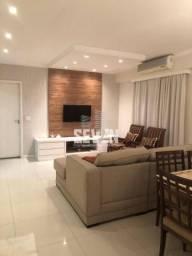 Apartamento à venda com 3 dormitórios em Vila mesquita, Bauru cod:5056