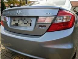Honda civic 14/14 - 2014