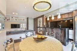 Apartamento com 3 dormitórios à venda, 81 m² por r$ 650.000,00 - mossunguê - curitiba/pr