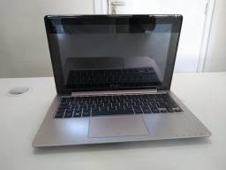 Notebook Asus X202E Intel® Celeron 847 Dual Core 1.10Ghz 2GB