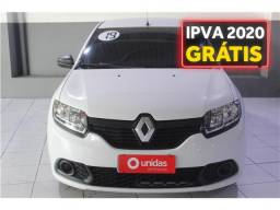Renault Sandero 1.0 12v sce flex authentique manual - 2018