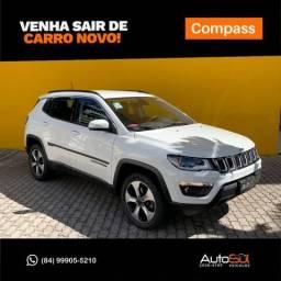 JEEP COMPASS 2018/2018 2.0 16V DIESEL LONGITUDE 4X4 AUTOMÁTICO - 2018