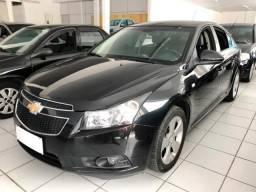 Cruze sedan automático com GNV legalizado - raridade - 2012