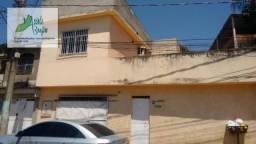 Casa residencial para locação, vilar dos teles, são joão de meriti.