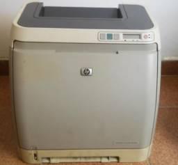 Multifuncional Brother Laser e Impressora HP 2600 Laser Colorida