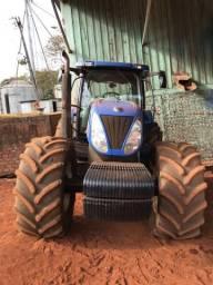 Trator new hollando 7060