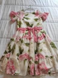 Vestido infantil Dimazzinho