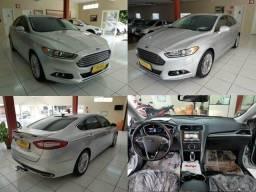 Ford Fusion Titanium 2.0 Gtdi Eco. Awd 4x4 Aut. Periciado e Certificado 3º Visão - 2015 - 2015