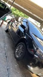 Corolla lindo uber black - 2016
