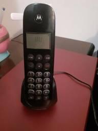 Telefone sem fio moto 75p-se