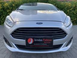 Ford fiesta sedan 2014 1.6 titanium sedan 16v flex 4p powershift - 2014