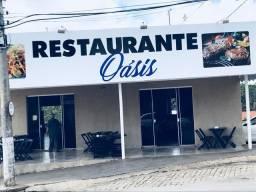 Vendo um restaurante completo