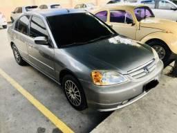 Honda Civic 1.7 Automático 2001 - 2001