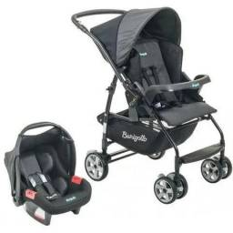 Carrinho Bebê + Bebê Conforto Burigotto